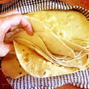 Spelt Tortillas - Quirky Cooking