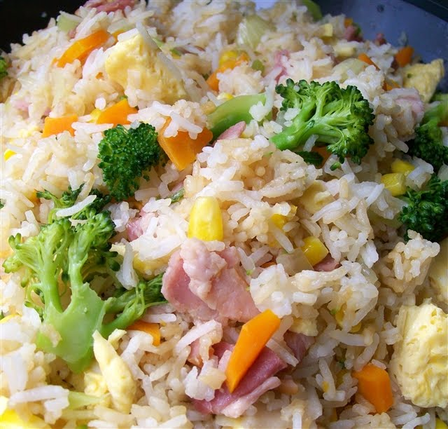 Thermomix Fried Rice Quirky Cooking