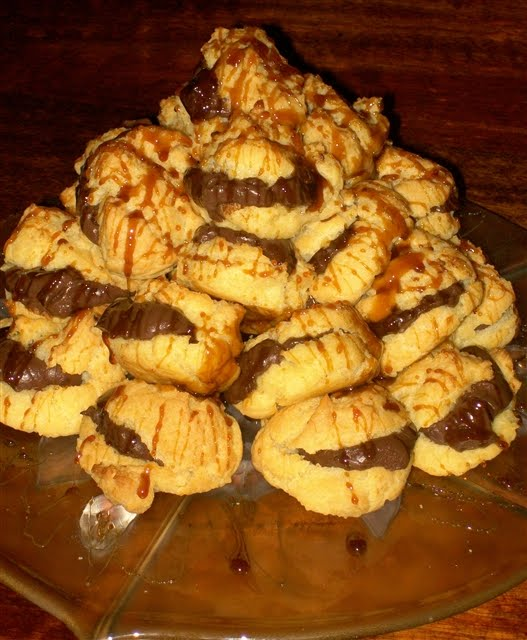Gluten Free Croquembouche - Quirky Cooking