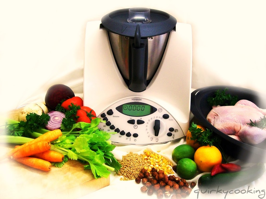 Converting recipes for the thermomix quirky cooking as you may have seen on masterchef and iron chef australia lately the thermomix is invaluable for cutting down time of food preparation forumfinder Gallery