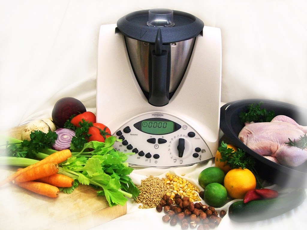 Does the thermomix cook enough for large families for Comparaison thermomix cooking chef