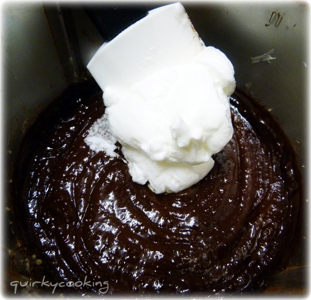 Flourless Chocolate Espresso Cake - Quirky Cooking