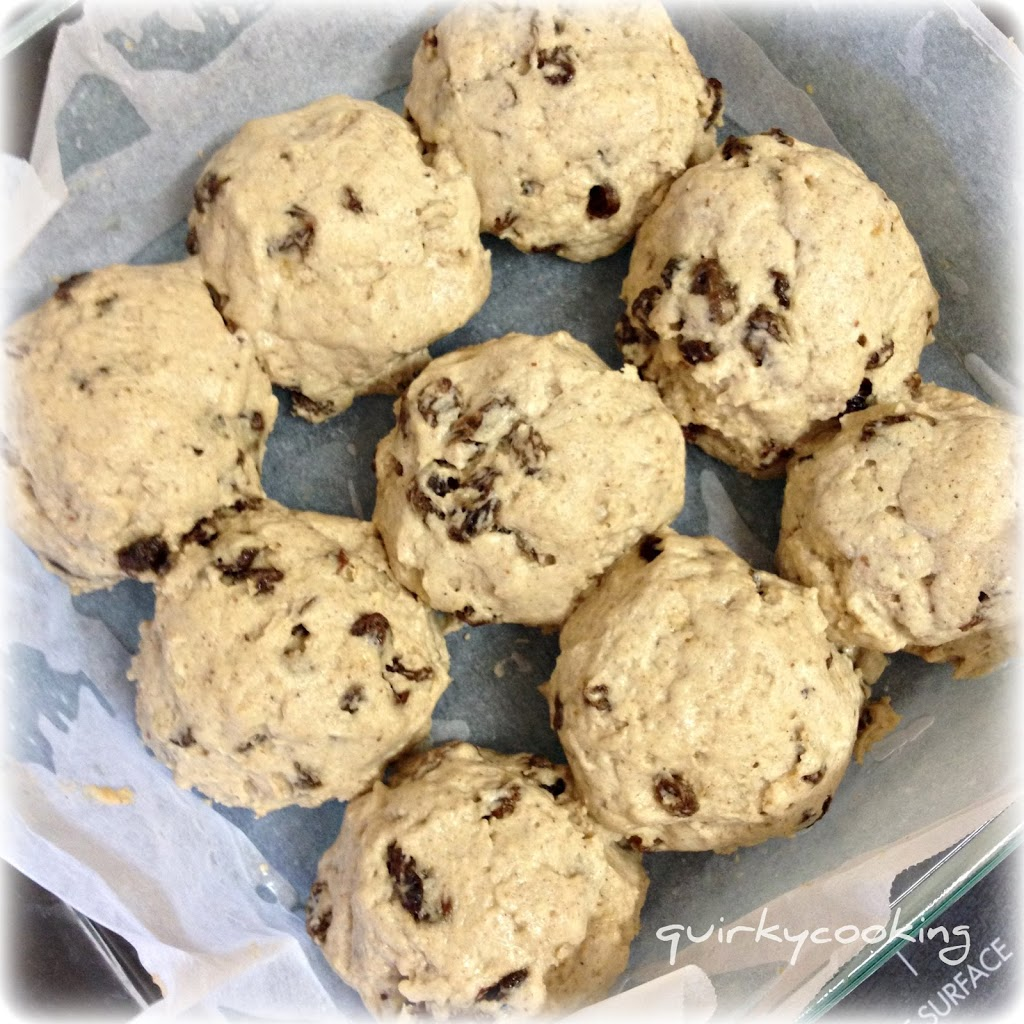 Gluten Free Hot Cross Buns - Quirky Cooking
