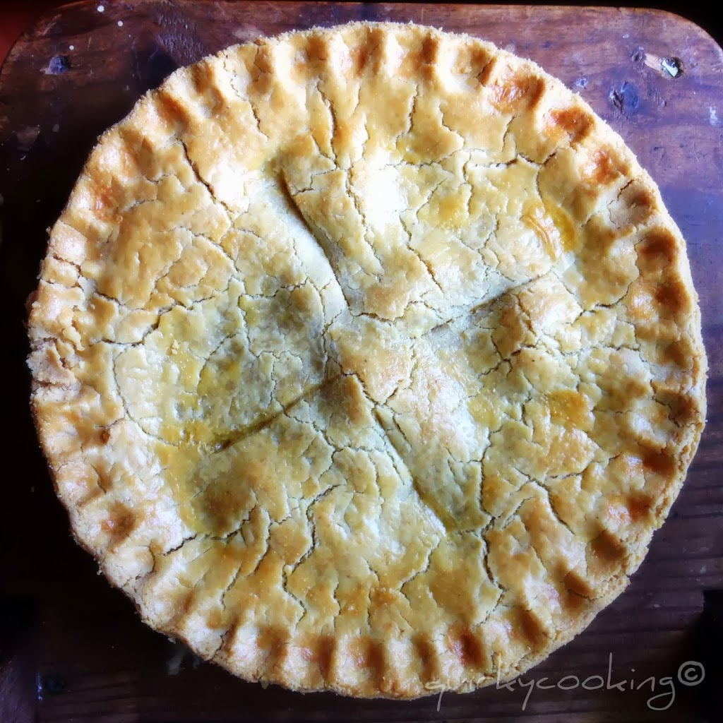 Quirky Cooking - Grain Free Pie Crust