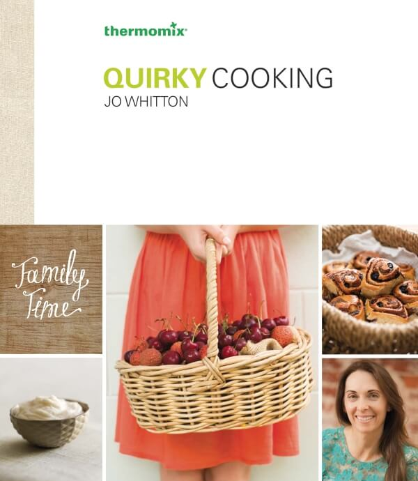 Quirky Cooking by Jo Whitton