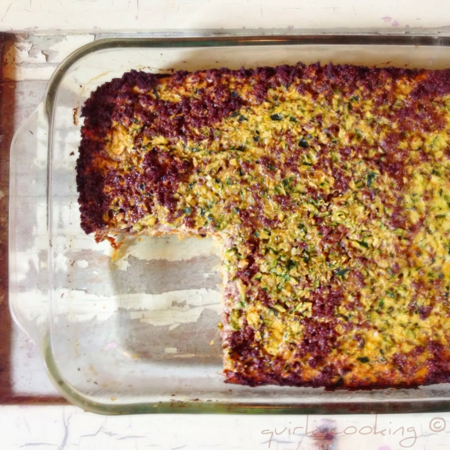 Breakfast Casserole, quirkycooking.com.au