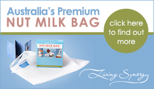 Nut Milk Bags from Living Synergy