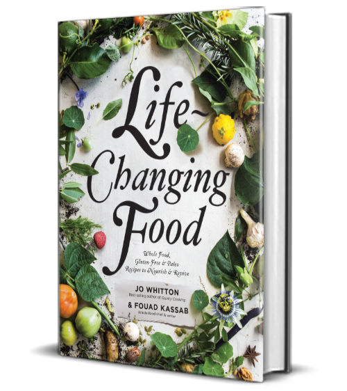 Life changing food the new cookbook from quirky cooking quirky life changing food rrp 60 fandeluxe
