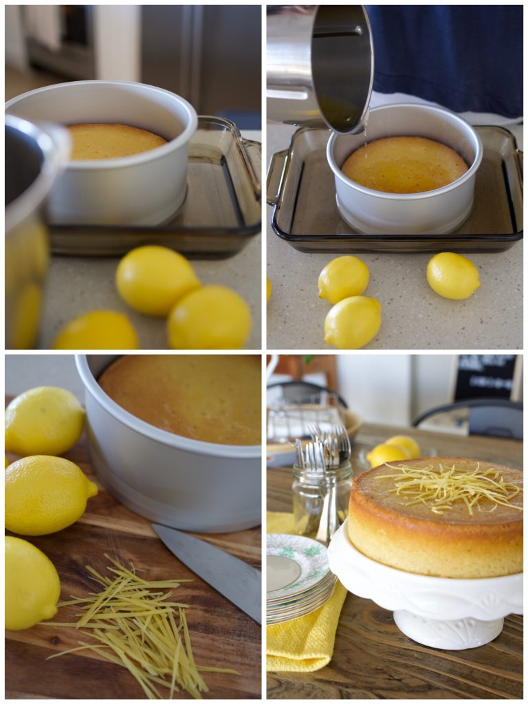 Quirky Cooking Lemon Yoghurt Cake (Grain Free)