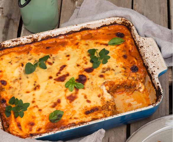 Grain-Free Lasagne, Quirky Cooking