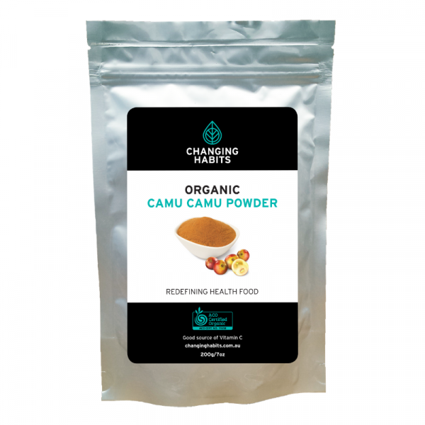 Changing Habits Camu Camu Powder