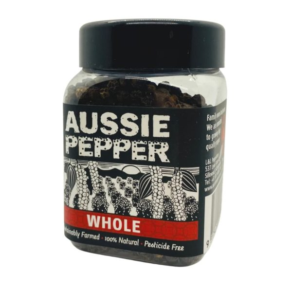 Aussie Pepper Whole, Quirky Cooking