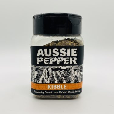 Aussie Pepper Kibble,Quirky Cooking