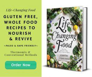 Life-Changing Food Cookbook