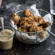 Grain-Free Fried Chicken, Quirky Cooking