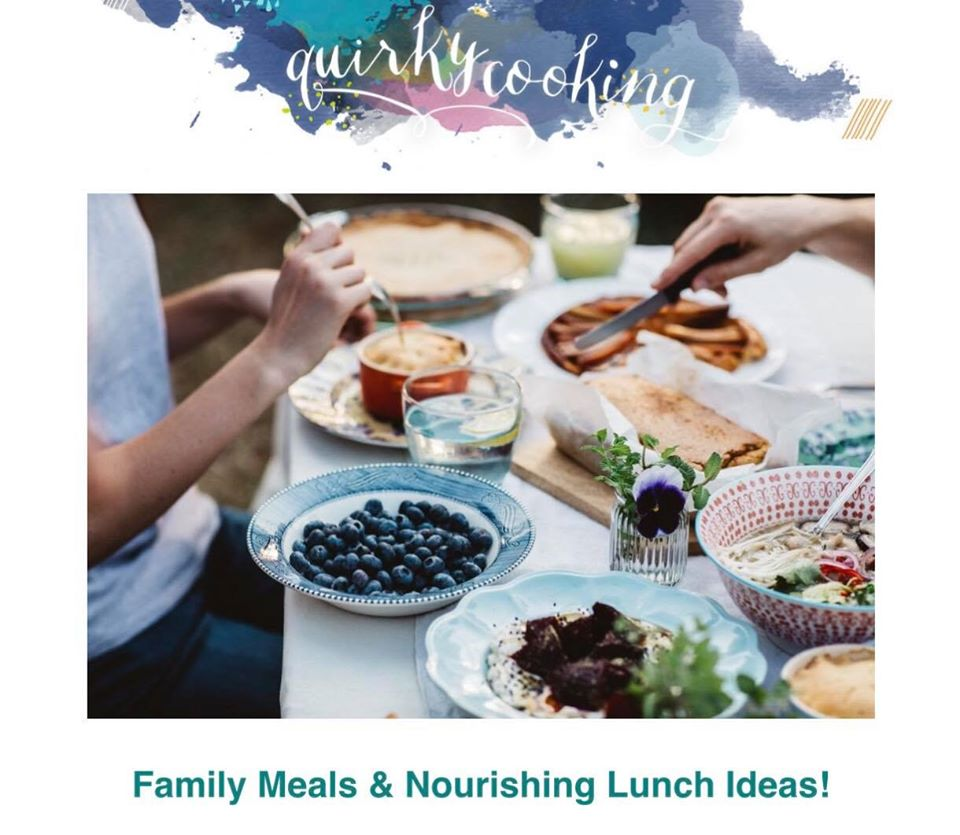 Quirky Cooking Meal Plans