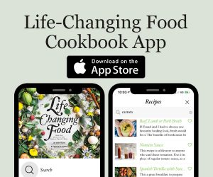 Life Changing Food App