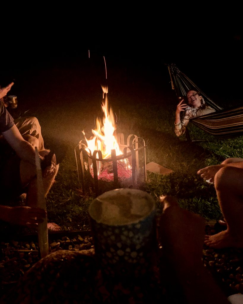 Campfire, Quirky Cooking