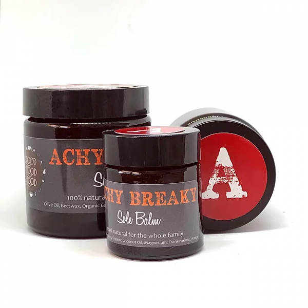 Achy Breaky Balm, Quirky Cooking