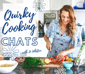 Quirky Cooking Chats Podcast