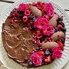 Chocolate Easter Egg Cake (gluten free, grain free, egg free with dairy free and nut free variations) - Quirky Cooking