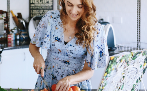 Jo Whitton, Quirky Cooking